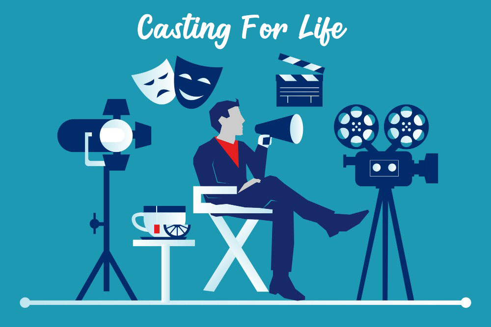 Casting For Life Movie Director