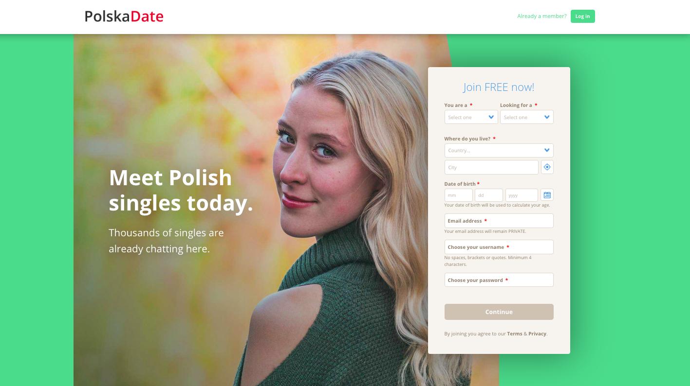 Polish dating be free flirt online dating sites