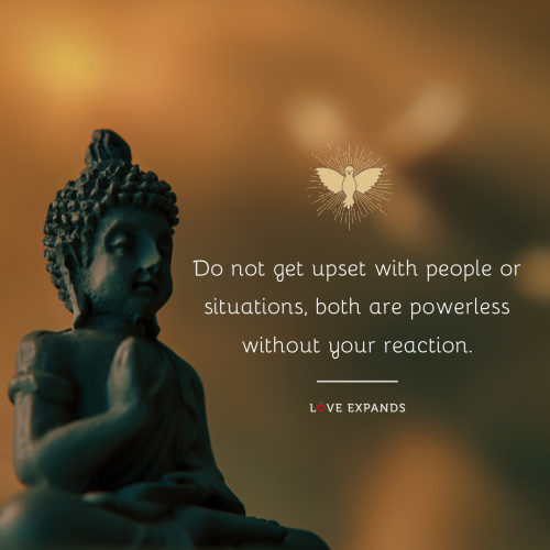 Powerless without your reaction…