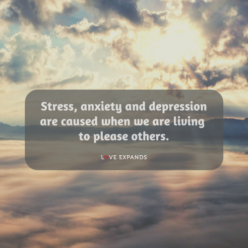 Stress, anxiety and depression are…