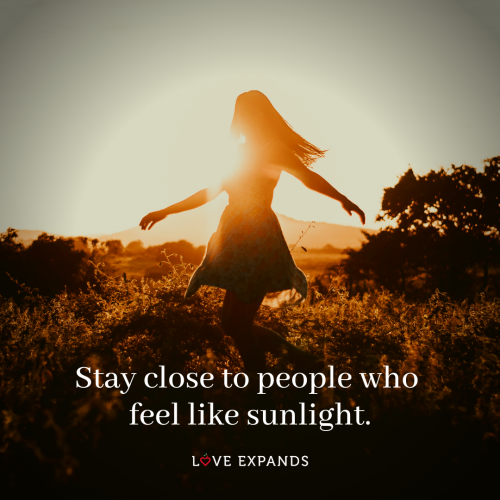 Stay close to…