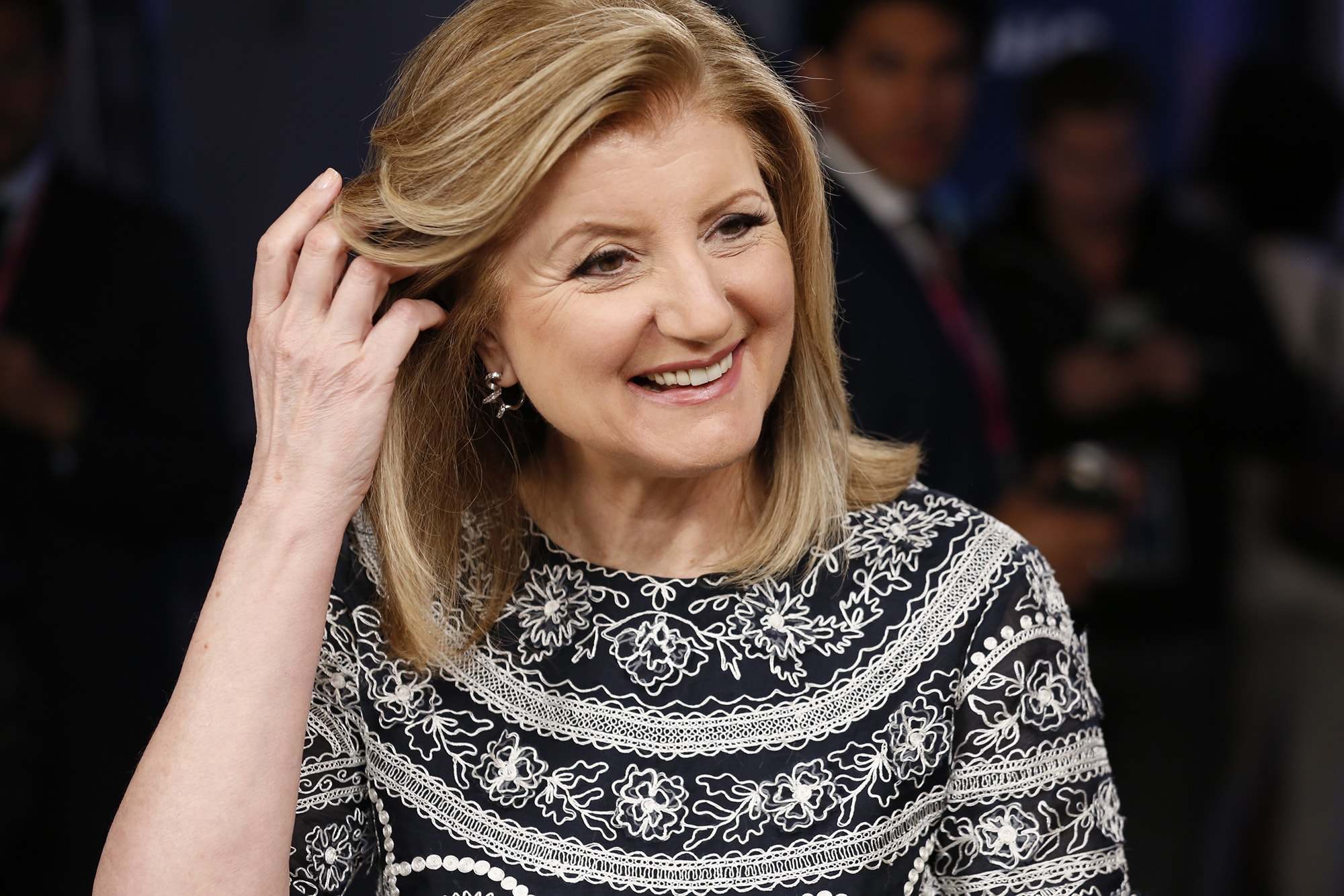 Best quotes by Arianna Huffington