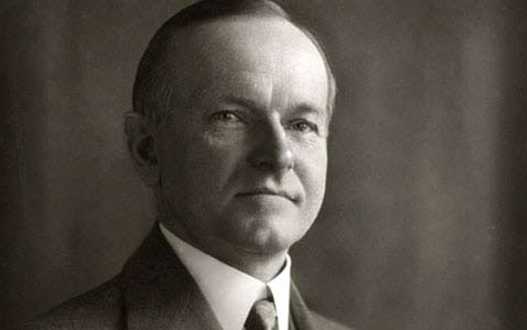 Best quotes by Calvin Coolidge