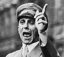 Best quotes by Joseph Goebbels