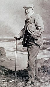 Best quotes by Old Tom Morris