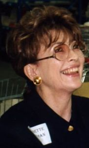 Best quotes by Nanette Newman