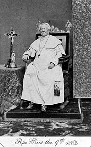 Best quotes by Pope Pius IX