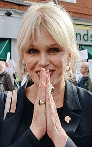 Best quotes by Joanna Lumley