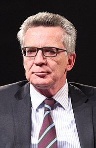 Best quotes by Thomas de Maiziere