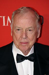 Best quotes by T. Boone Pickens