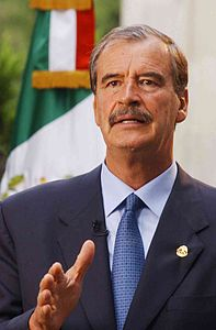 Best quotes by Vicente Fox