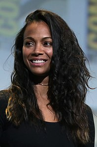 Best quotes by Zoe Saldana