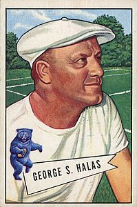 Best quotes by George Halas