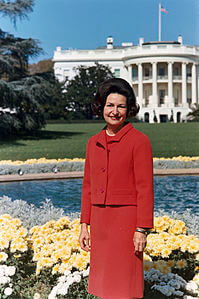Best quotes by Lady Bird Johnson