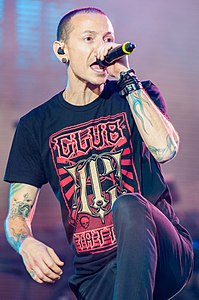 Best quotes by Chester Bennington