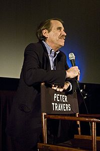 Best quotes by Peter Travers