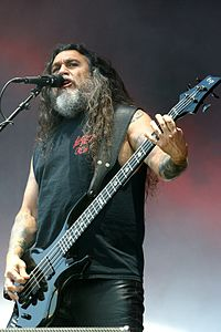 Best quotes by Tom Araya