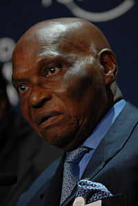 Best quotes by Abdoulaye Wade