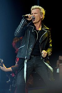 Best quotes by Billy Idol