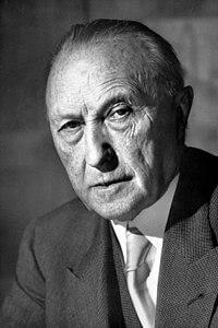 Best quotes by Konrad Adenauer