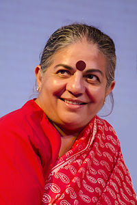 Best quotes by Vandana Shiva