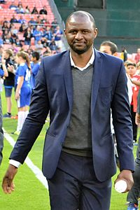 Best quotes by Patrick Vieira