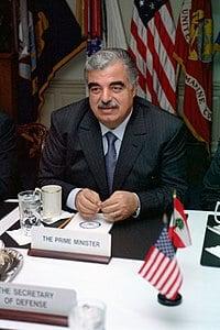 Best quotes by Rafik Hariri