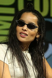 Best quotes by Zoe Kravitz