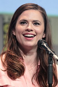 Best quotes by Hayley Atwell