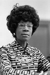 Best quotes by Shirley Chisholm