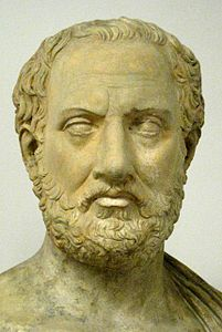Best quotes by Thucydides
