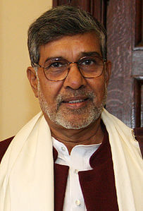 Best quotes by Kailash Satyarthi
