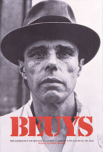Best quotes by Joseph Beuys