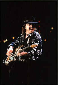 Best quotes by Stevie Ray Vaughan