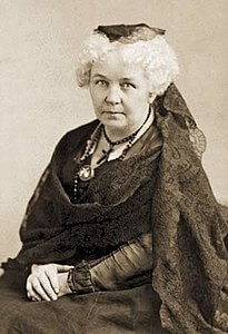 Best quotes by Elizabeth Cady Stanton