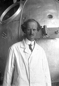 Best quotes by Auguste Piccard