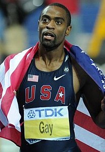 Best quotes by Tyson Gay
