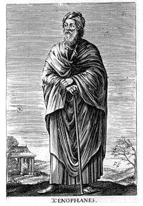 Best quotes by Xenophanes