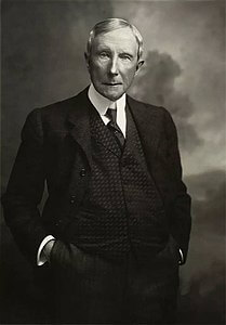 Best quotes by John D. Rockefeller