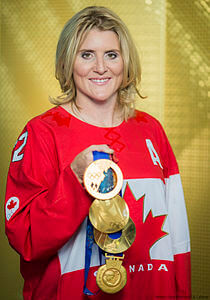 Best quotes by Hayley Wickenheiser