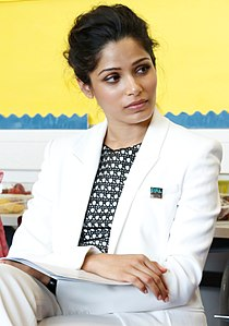 Best quotes by Freida Pinto