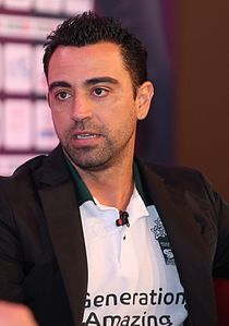 Best quotes by xavi