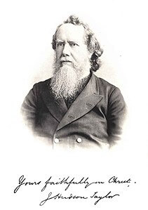 Best quotes by Hudson Taylor