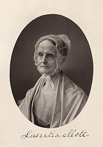 Best quotes by Lucretia Mott