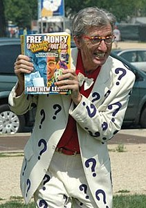 Best quotes by Matthew Lesko