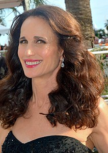 Best quotes by Andie MacDowell