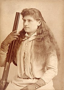 Best quotes by Annie Oakley