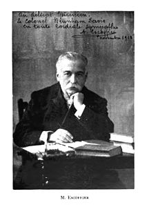 Best quotes by Auguste Escoffier