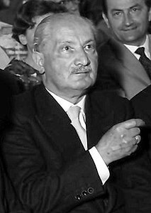 Best quotes by Martin Heidegger