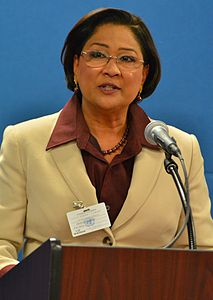 Best quotes by Kamla Persad-Bissessar